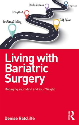 Book cover: 'Living with Bariatric Surgery'