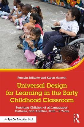 Book cover: ' Universal Design for Learning in the Early Childhood Classroom'