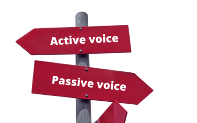 Passive Voice: When is it the better choice?